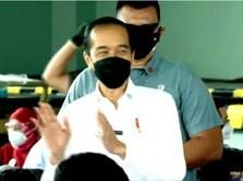 Target Jokowi: 70 Juta Orang Divaksin Sampai September!