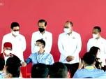 Tinjau Vaksinasi Mandiri, Jokowi Ingin Pabrik Balik Produktif