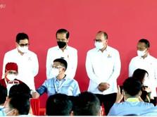 Top! 22.736 Perusahaan Sudah Daftar Vaksin Gotong Royong
