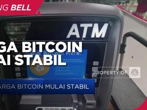 Harga Bitcoin Mulai Stabil