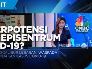 Indonesia Berpotensi Jadi Episentrum Baru Covid-19