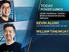 Live! Founder Gojek & Tokped Buka-bukaan Arah GoTo ke Depan