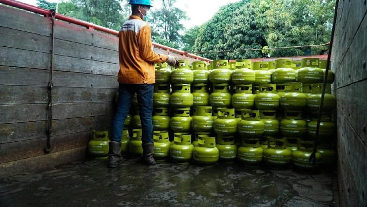 Pertamina Pastikan Distribusi BBM dan LPG Aman Di Malinau. (dok. Petrtamina)