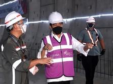 Jokowi: Kereta Cepat Selesai 2022, Terintegrasi LRT & MRT