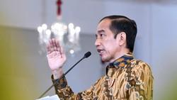 Jokowi Ucap Hati-hati Puluhan Kali Saat Beri Arahan Kepala Daerah soal COVID