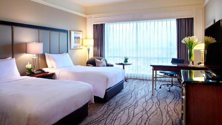Hotel JW Marriot Surabaya (Tangkapan Layar Website marriott.com)