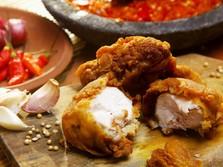 Waspada, Ini Risiko Jika Terlalu Banyak Makan Ayam Goreng