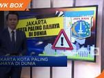 Jakarta, Kota Paling Bahaya di Dunia