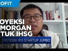 JP Morgan Proyeksi IHSG Bisa ke Level 6.800 di H2-2021