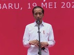 Covid Melonjak di Riau, Jokowi Pasok Vaksin Lebih Banyak!