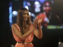 Selamat! Supermodel Naomi Campbell Lahirkan Anak di Usia 50