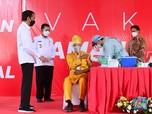 Geger Sertifikat Vaksinasi Jokowi Bocor, Ini Respons Kemenkes