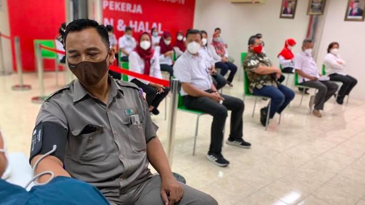 Vaksinasi Gotong Royong, Astra-PBRX/dok Kimia Farma