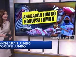 Anggaran Jumbo, Korupsi Jumbo