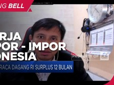 Ekonom: Kasus Covid-19 Kuat Pengaruhi Kinerja Ekspor-Impor RI