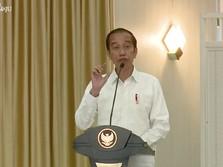 Jokowi Cerita Kejamnya Covid, Bikin Ekonomi RI Babak Belur!