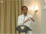 Jokowi Bicara Gap Kesehatan, 83% Vaksin Diakses Negara Kaya