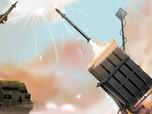 Konflik Israel-Palestina, Roket Al Qassam vs Rudal Iron Dome