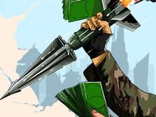 Punya Ribuan Roket, dari Mana Hamas Dapat Uang?