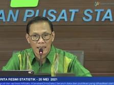 Neraca Dagang RI April 2021 Mantap! Surplus US$ 2,19 M