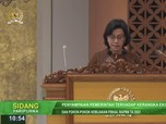 Daftar Gaji & Besaran Tarif Pajak yang Diajukan Sri Mulyani