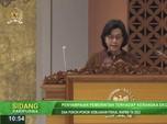 Optimistis RAPBN 2022 Lancar, Sri Mulyani: Kun Fayakun!