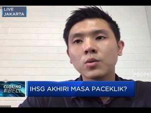 Neraca Dagang Surplus, IHSG Ditutup Menguat
