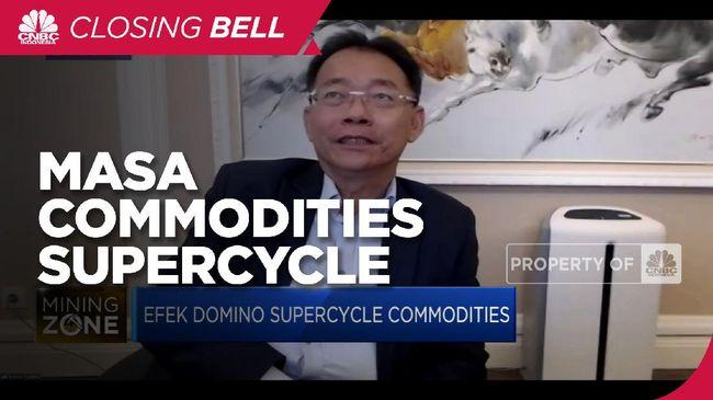 PURE Pengusaha: Ulah Trader Pengaruhi Masa Commodities Supercycle