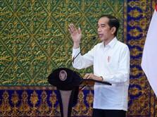 Jokowi Sebut Kasus Covid-19 Bisa Naik Lagi, Jika...