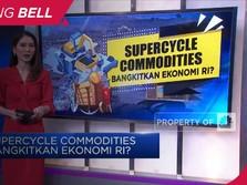 Supercycle Commodities, Bangkitkan Ekonomi RI?