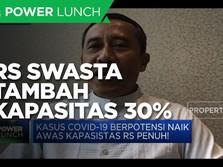 Antisipasi Covid Pascalebaran, RS Swasta Tambah Kapasitas 30%
