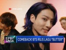 Comeback! BTS Rilis Lagu
