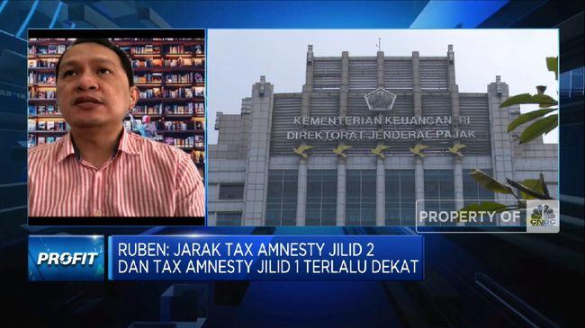 CITA Jarak Tax Amnesty I & II Terlalu Pendek, Awas Ini Risikonya