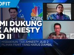 Hipmi Dukung Tax Amnesty Jilid II, Ini Pertimbangannya