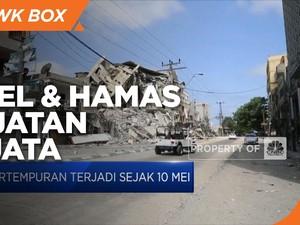 Israel dan Hamas Gencatan Senjata