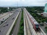 Sabar Ya! Baru 2022 LRT Bisa Muter-Muter Jabodebek