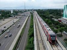 Jokowi 'Kawinkan' Kereta Cepat dan LRT Kelar 2022, Ada Apa?