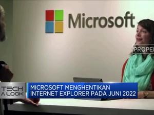 Microsoft Menghentikan Internet Explorer Pada Juni 2022