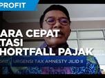 Misbakhun: Tax Amnesty Cara Cepat Atasi Shortfall Pajak