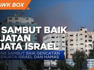 PBB Sambut Baik Gencatan Senjata Israel dan Hamas