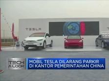 Pemerintah China Perketat Gerak Tesla