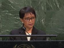 Live Now! Retno Marsudi Bicara Bantuan Vaksinasi untuk RI