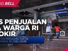 Situs Penjual Data Warga Indonesia Diblokir