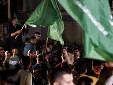 Gencatan Senjata, #PalestinaMenang Bergema di Twitter