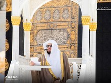 Heboh Khatib Masjidil Haram Diserang, Ini Kronologinya