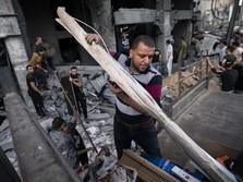 Komisi HAM PBB: Serangan Israel ke Gaza Kejahatan Perang!