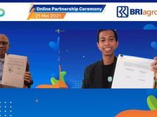 BRI Agro & majoo Kolaborasi Layanan Perbankan Digital