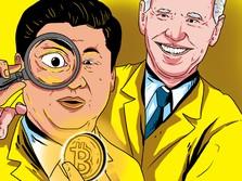 Diserang Segala Penjuru, Bitcoin Turun di Bawah US$ 32.000