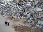 Tok! PBB Resmi 'Turun Gunung' soal Israel-Palestina di Gaza