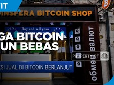 Aturan Aset Kripto Diperketat, Harga Bitcoin Terjun Bebas